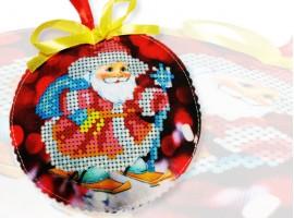 Пошиті новорічні іграшки