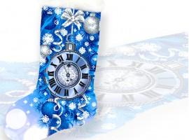 Пошиті новорічні подарункові мішечки і чобітки
