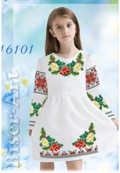 25b9716bea4e57 Дитячі плаття бісером бісером | Biser-Art все для вишивки бісером