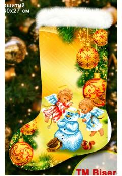 Подарункові чобітки (23014)