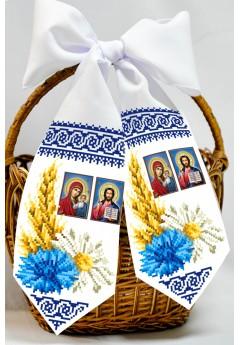 Бант спасівський для вишивки бісером (нитками) (24124)