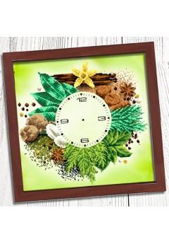 Годинник для вишивки бісером *Спеції* (021)
