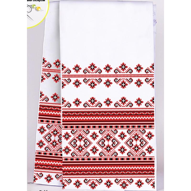 Рушник на ікони для вишивки бісером(нитками) (8002) 7f41918cce884