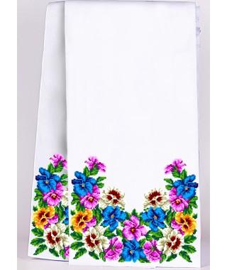 Рушник на ікони для вишивки бісером(нитками) (8005)