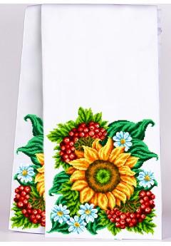 Рушник на ікони для вишивки бісером(нитками) (8008)