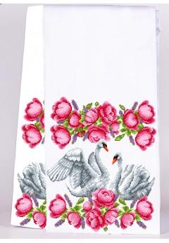 Рушник на ікони для вишивки бісером(нитками) (8046)