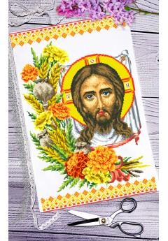 Спасівський рушник для вишивки бісером(нитками) (117)