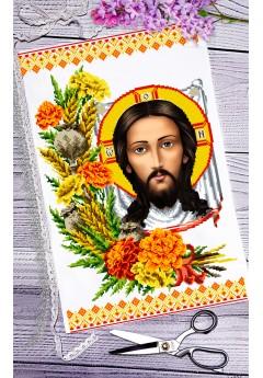 Спасівський рушник для вишивки бісером(нитками) (118)