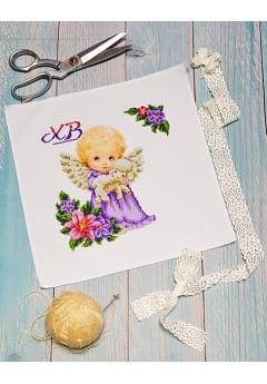 Дитячий Пасхальний рушник для вишивки бісером(нитками) (9501)