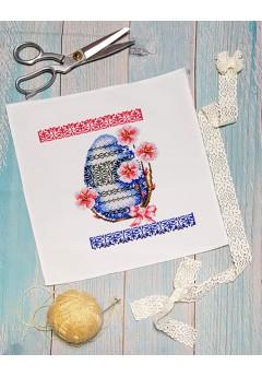 Дитячий Пасхальний рушник для вишивки бісером(нитками) (9502)