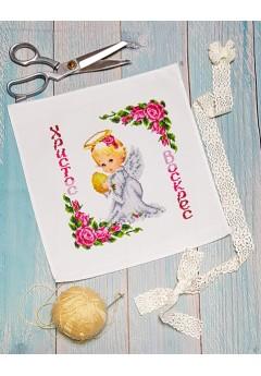 Дитячий пасхальний рушник (9505)