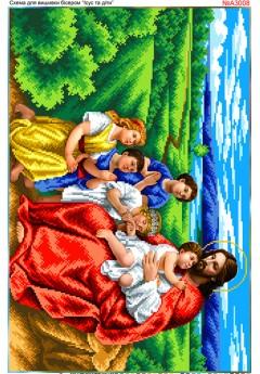 Ісус і діти (А3008)