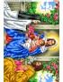 Схема для вишивки бісером (нитками) Привітання для Ісуса (B644)