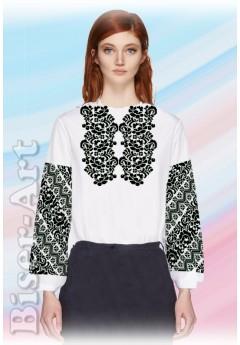 Заготовка вишиванки Жіночої Сорочки для вишивки бісером(вишивки хрестиком) Г (SZ111)