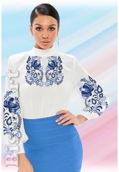Заготовка вишиванки Жіночої Сорочки для вишивки бісером(вишивки хрестиком) Г (SZ28)