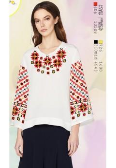 Заготовка вишиванки Жіночої Сорочки для вишивки бісером(вишивки хрестиком) Г (SZ60)